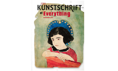 Kunstschrift of Everything