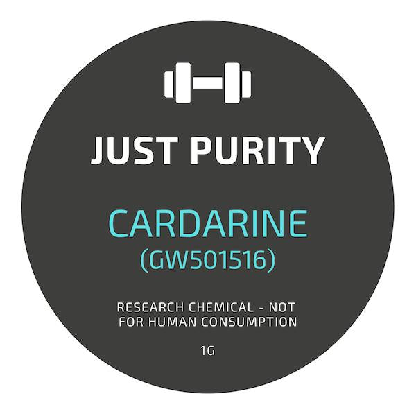 Cardarine  (GW501516) Safety and Dosage