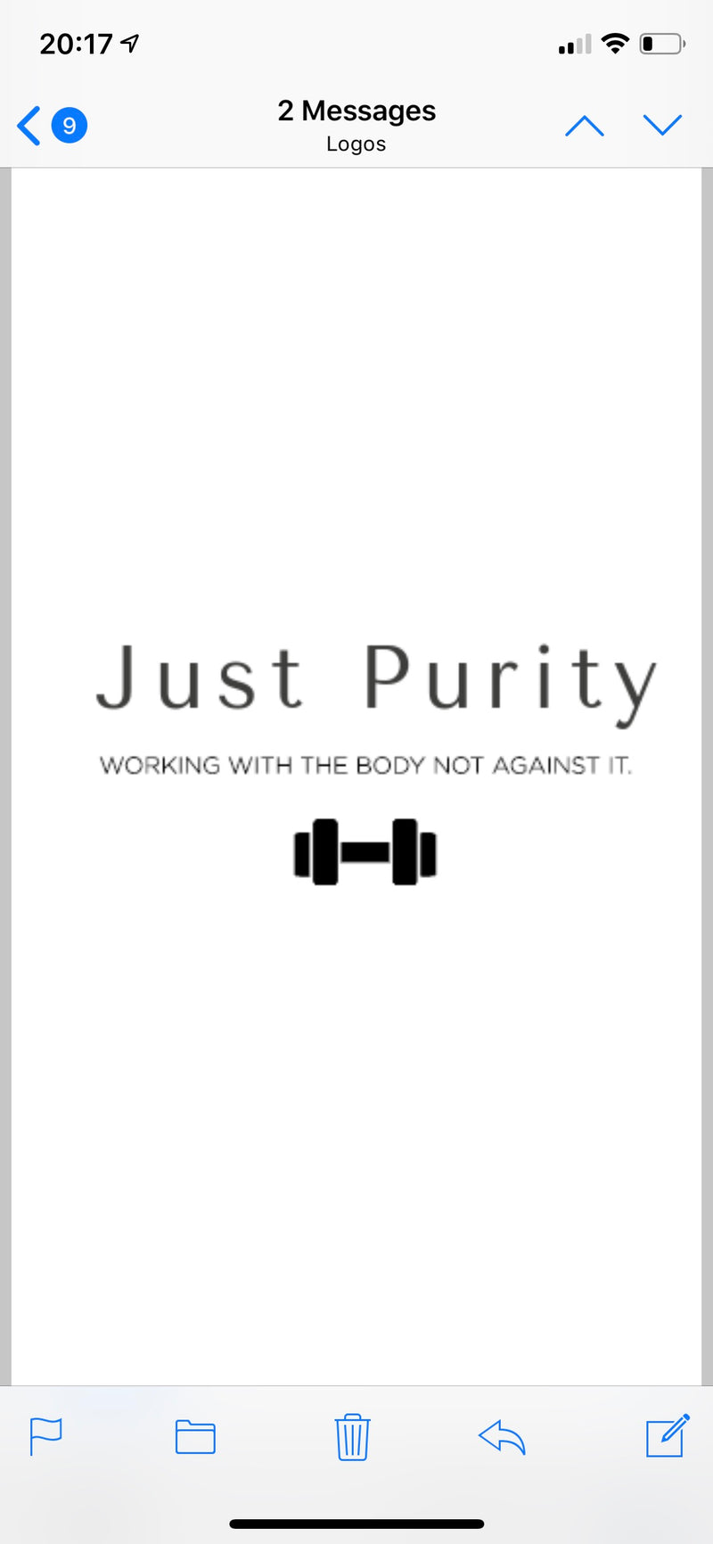 Just Purity Story