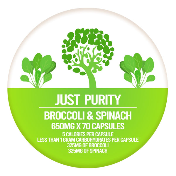 Broccoli & Spinach Capsules