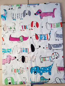 Lots of Long Dogs Cafe/Training/Trolley Mat