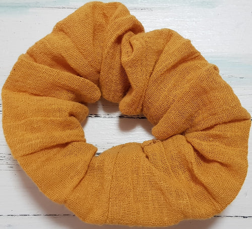 Pretty Paprika Scrunchie
