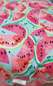 Summer Fruits Luxurious Cushion Bed - Rectangle