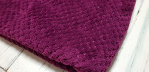 Diamond Fleece Furbaby Blanket