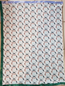 Penguin Micro Fleece Blanket - large
