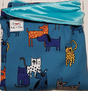 Dog Gone Snuggly Sleeping Bag
