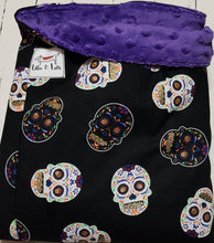 Load image into Gallery viewer, Mindless Skull Snuggly Sleeping Bag