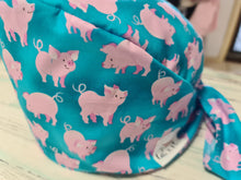 Load image into Gallery viewer, Pretty Pigs Scrub Cap