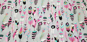 Fantasy Feathers Snuggly Sleeping Bag