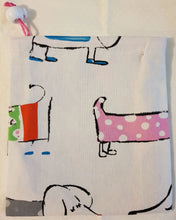 Load image into Gallery viewer, Pink Dachshund Treat Pouch