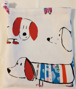 Dachshund Blues Treat Pouch