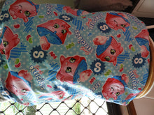 Load image into Gallery viewer, Shopkins Snuggly Sleeping Bag