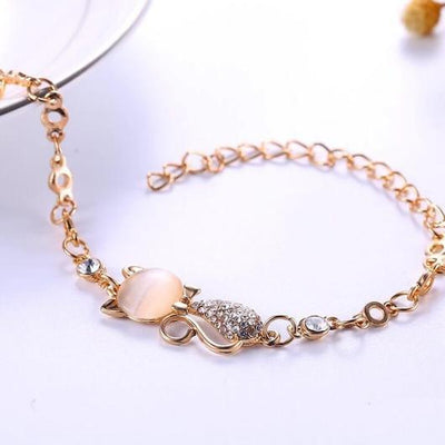 Cute Cat Bracelets the best gift for women and girls New 2020 Cat live