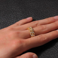 Classic-Ring-Wedding-Gold-And-Silver