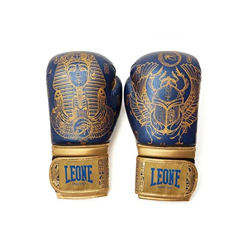 Leone 1947 Boxing Gloves Ramses Mma Muay Thai Kick Boxing K1 Karate  Training Punching Gloves (14 Oz)