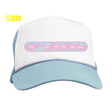 Load image into Gallery viewer, Crybaby Trucker Hat