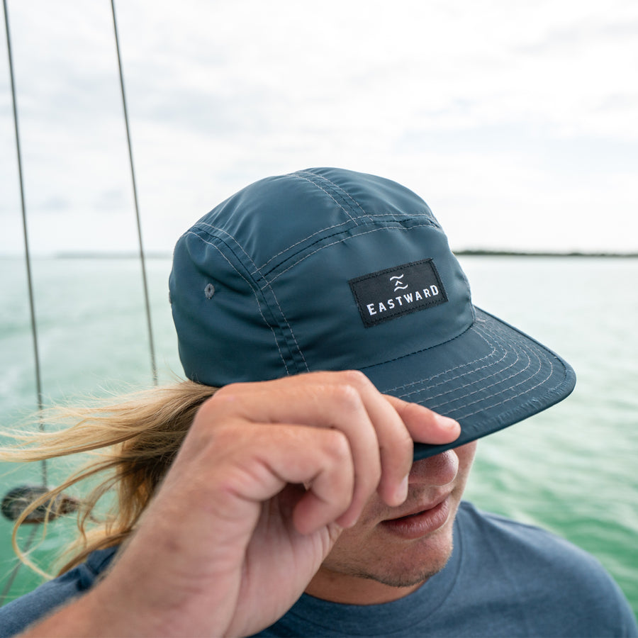 Cape Breton Five Panel Hat - Atlantic