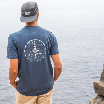 Tide Abides Tee - Atlantic