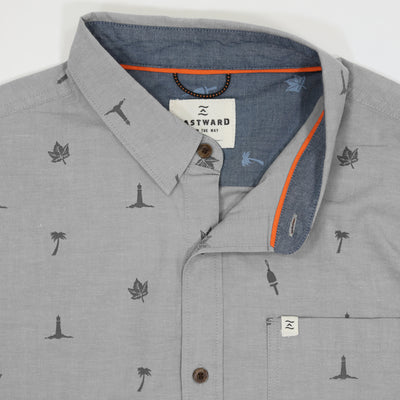 Outpost Shirt Short Sleeve - Fog