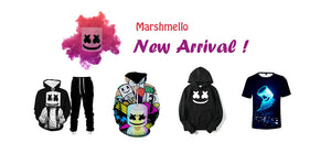 Marshmello New Arrive Hoodie and Sweatshirt