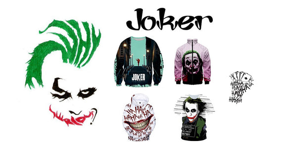Joker Hoodie And Jacket