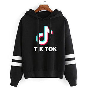 Tiktok Casual Sweatshirt Hoodie for Women and Men