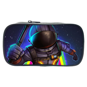 Fortnite Teenagers Kids Polyester Pencil Case 3D Print