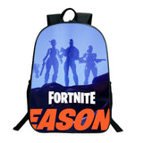 Fortnite Teenagers 3D Print Backpack School Bookbag For Youth