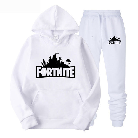 Fortnite Hoodies and Sweatpants Suit