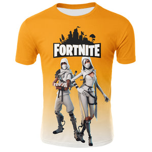 Fortnite 3D Print  Youth  T-Shirt