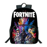 Fortnite 3D Print Backpack School Bookbag For Kids Teenagers