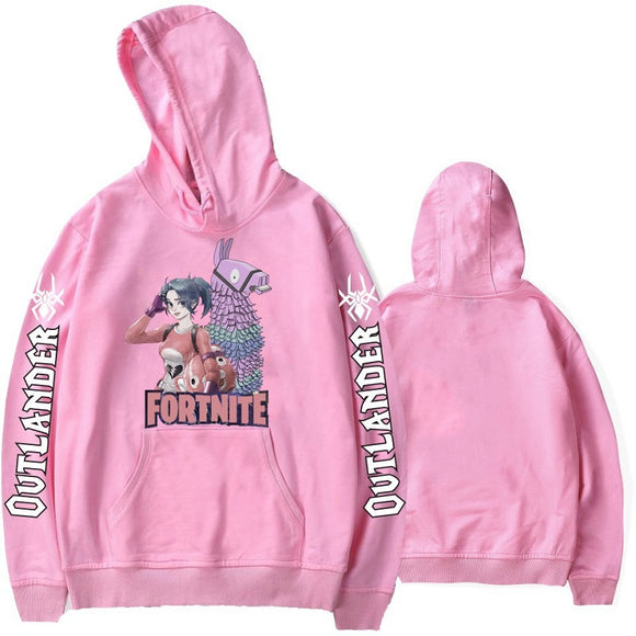 Fortnite Youth Teenagers  Youth Hoodie Pull Over Sweatshirt