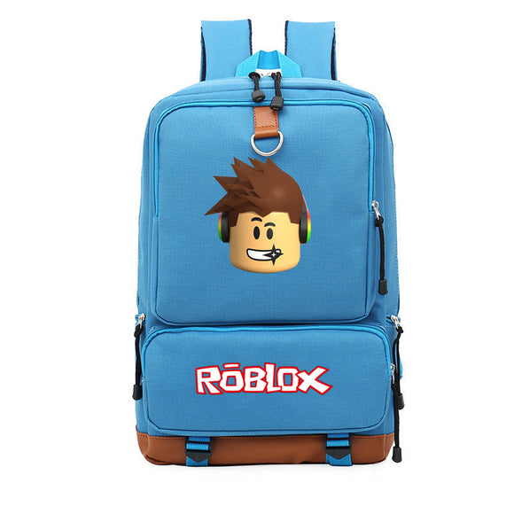 Roblox Large Capacity Backpack for School