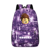 Roblox Backpack for Students Boys Girls Schoolbag Roblox Print Bookbag Daybag
