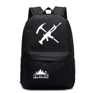 Fortnite Backpack Students Bookbag