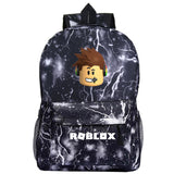 Roblox Backpack Roblow Print Schoolbag Book Bag Bag Pack Handbag Travelbag
