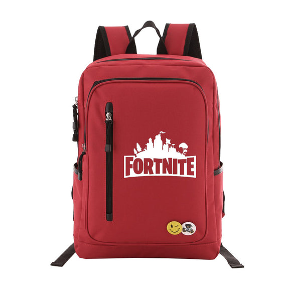 Fortnite  Youth Campus Backpack Computer Bag School Backpack