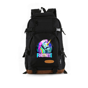 Fortnite  Youth  Big Capacity Rucksack Computer Bag School Backpack