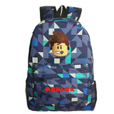 Roblox Backpack for Students Boys Girls Schoolbag Bookbag Daybag