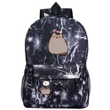 Pusheen Cat / Neko Atsume Backpack For Youth