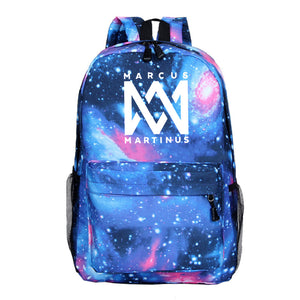 Marcus And Martinus Youth Teens School Backpack Book Bag