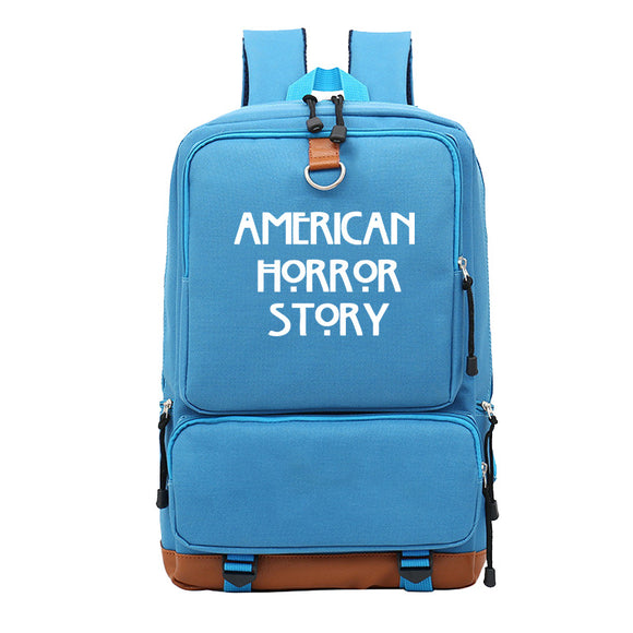 American Horror Story Backpack Big Capacity Rucksuck