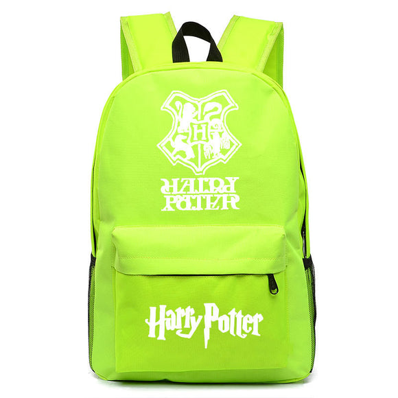 Harry Potter  School Bag Backpack Bookbag For Teens Boys Girls