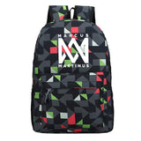 Marcus And Martinus Youth Backpack School Backpack