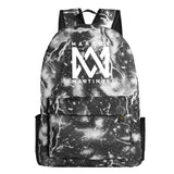 Marcus And Martinus Teens School Backpack Book Bag