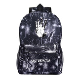 Xxxtentacion Youth Fashion Hip Hop School Backpack