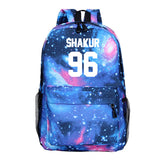 2PAC Tupac Shakur  Hip Hop Fans Teens Backpack