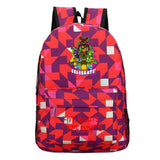 Five Nights at Freddy's School Polyester Backpack Book Bag For Youth Kids