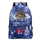 Five Nights at Freddy's School Polyester Backpack Book Bag