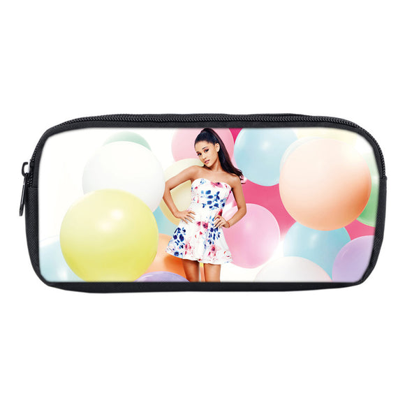 Ariana Grande 3D Print Youth Pencil Bags